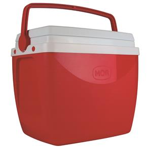 Caixa Térmica Mor 25108182 18 L - Vermelha