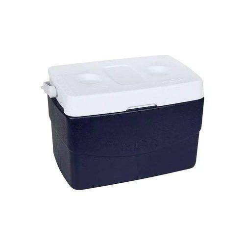 Tudo sobre 'Caixa Térmica MOR Glacial 20 Litros Azul'
