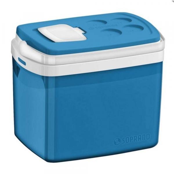 Caixa Térmica Soprano Tropical 32L Azul