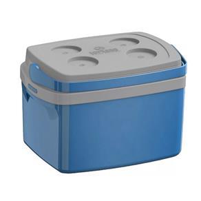 Caixa Térmica Tropical 12 L Azul - Soprano