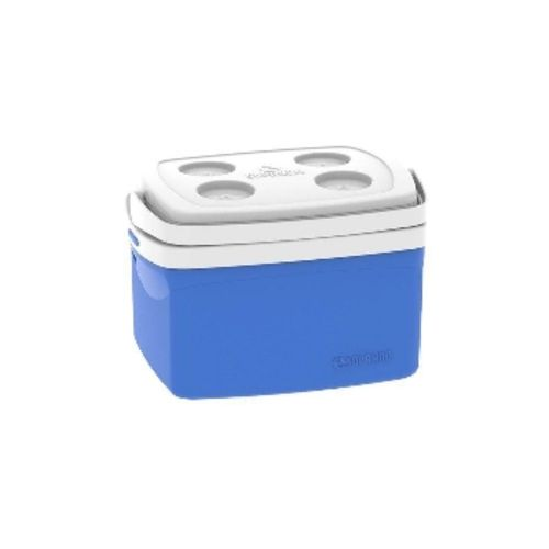 Caixa Térmica Tropical 12 Litros Azul Soprano
