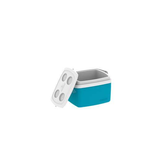 Caixa Termica Tropical 12l Azul - SOP09003.5055.55 - Soprano
