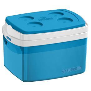 Caixa Térmica Tropical 12L Azul Soprano - Azul Royal