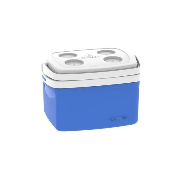 Caixa Termica Tropical 12l Azul - Soprano