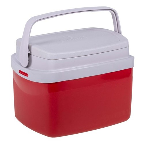 Caixa Térmica Tropical 5 Litros Soprano Vermelho Vermelho