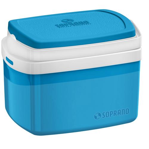 Caixa Térmica Tropical 5l Azul - Soprano