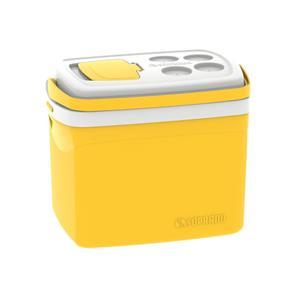 Caixa Térmica Tropical 32L Soprano Amarelo