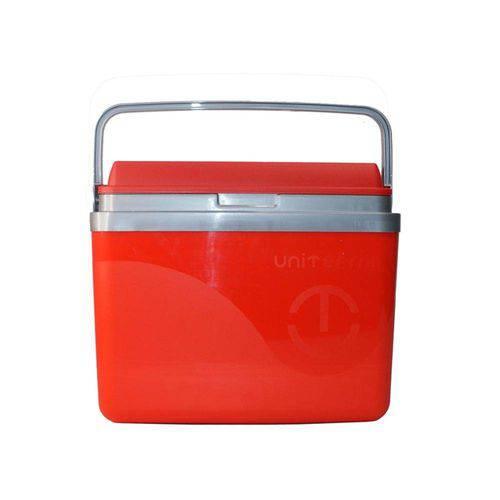Caixa Térmica Unitermi Vermelha 32L