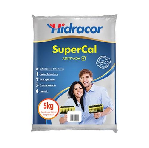 Cal Supercal em Pó 5kg Hidracor