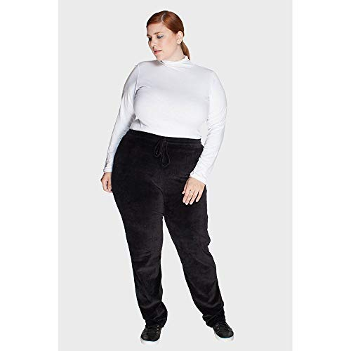 Calça Clean Plus Size Preto-48