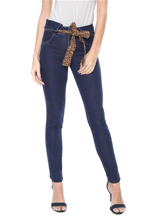 Calça Jeans Biotipo Skinny Flip Azul