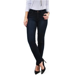 Calça Jeans Bobson Feminina - AZUL MARINHO - 36