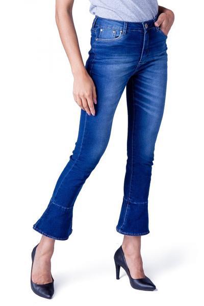 Calca Jeans Boot Cut Equivoco Lurdes