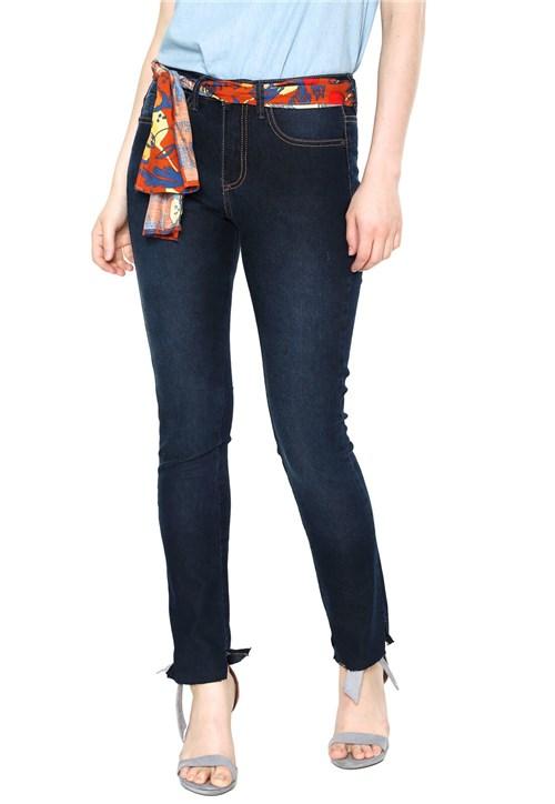 Calça Jeans Cantão Skinny Babel Azul
