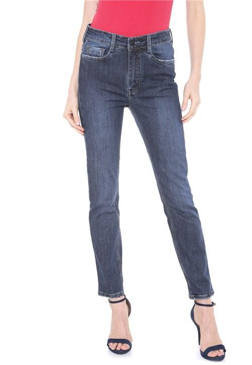 Calça Jeans Carmim Reta Basic Azul