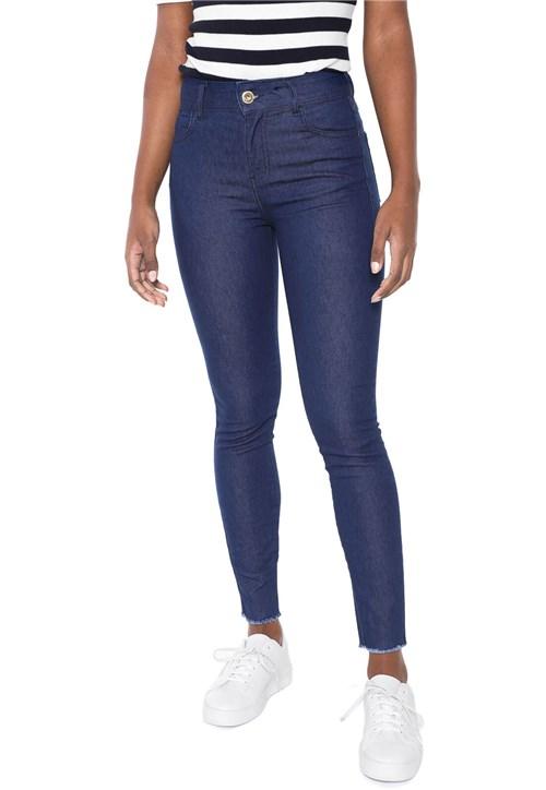 Calça Jeans Colcci Skinny Bia Azul