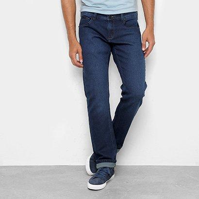 Calça Jeans Confort Slim Wrangler Masculina