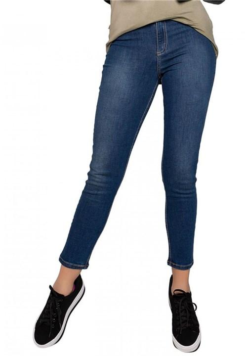 Calça Jeans Cropped Cintura Alta Latifundio Jeans