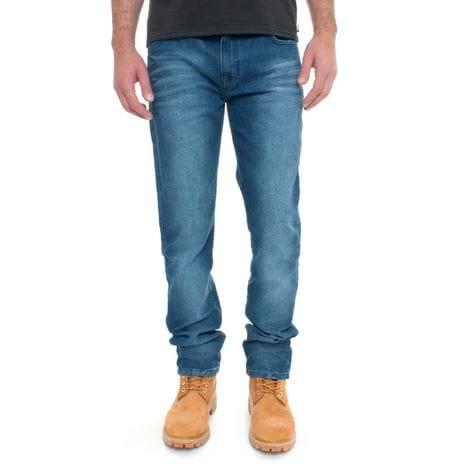 Calça Jeans Destroyed Medium Slim - Tam 38