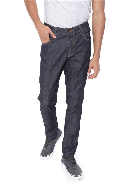 Calça Jeans Ecko Skinny Básica Azul
