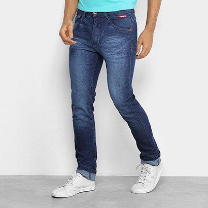 Calça Jeans Fatal Slim Masculina
