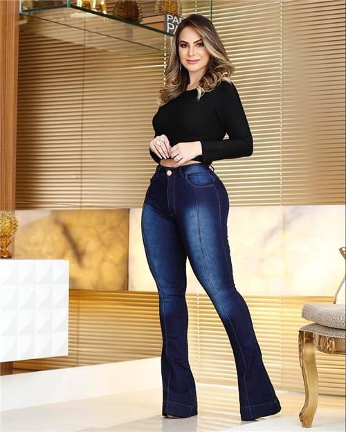 Calça Jeans Flare Cintura Alta 2344 (36)