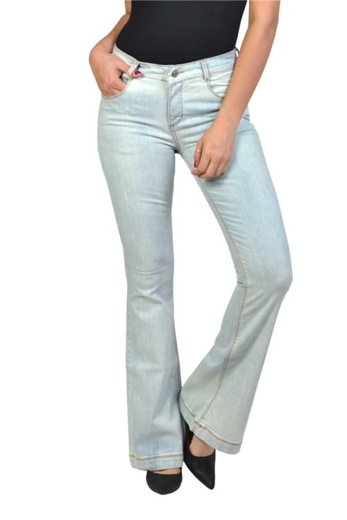Calça Jeans Flare Clara Yck's