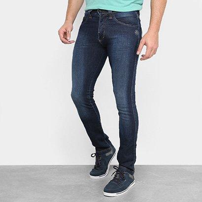 Calça Jeans HD Slim 48 Masculina