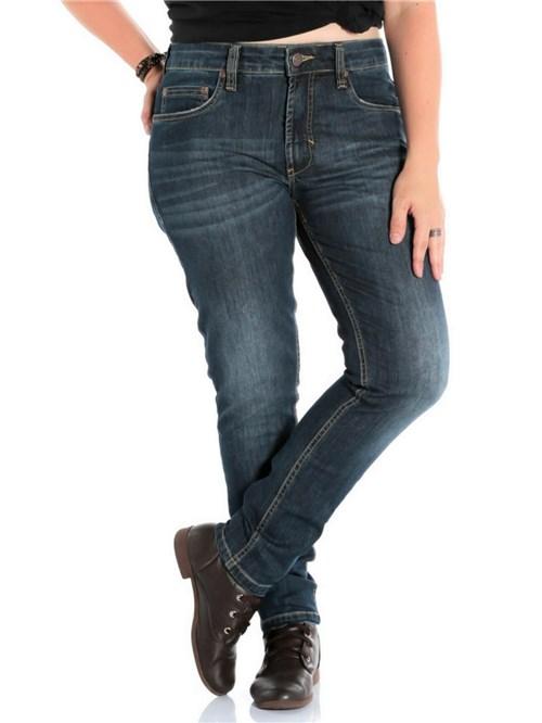Tudo sobre 'Calça Jeans Iven Skinny Dark Blue'