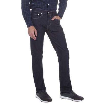 Calça Jeans Levis 511 Slim Fit Escuro