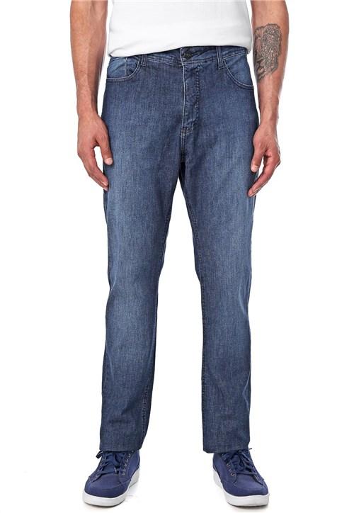 Calça Jeans ...Lost Slim Estonada Azul