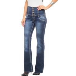 Calça Jeans Sawary Cintura Alta Estrasburgo