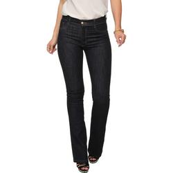 Calça Jeans Sawary Flare Cintura Alta