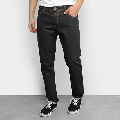 Calça Jeans Slim Ecxo Masculina