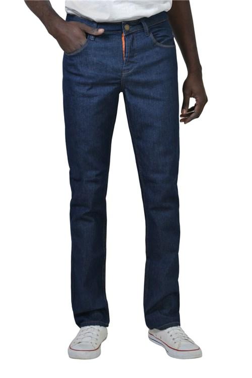 Calça Jeans Slim Escura Yck's