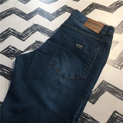 Calça Jeans Slim Fit Okdok (38)