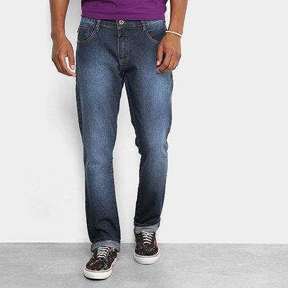 Calça Jeans Slim Triton Estonada Masculina