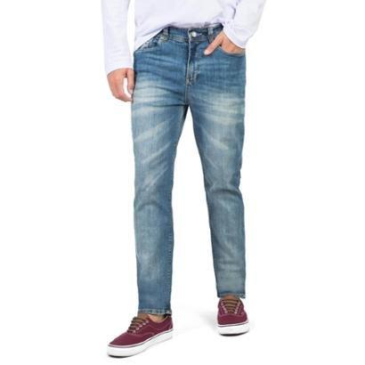 Calça Jeans Taco Slim Destroyer Masculina