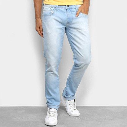 Calça Jeans Triton Gilson Slim Masculina