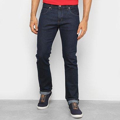 Calça Jeans Wrangler Slim Elastano Masculina