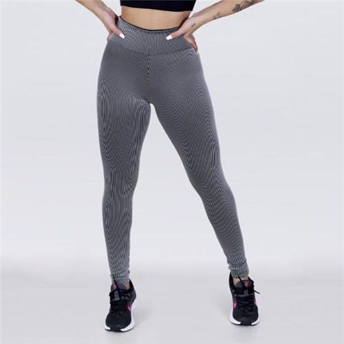 Calça Legging Fitness Dily Impactus Prata