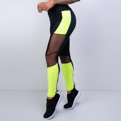 Calça Legging Fitness Honey Feminina