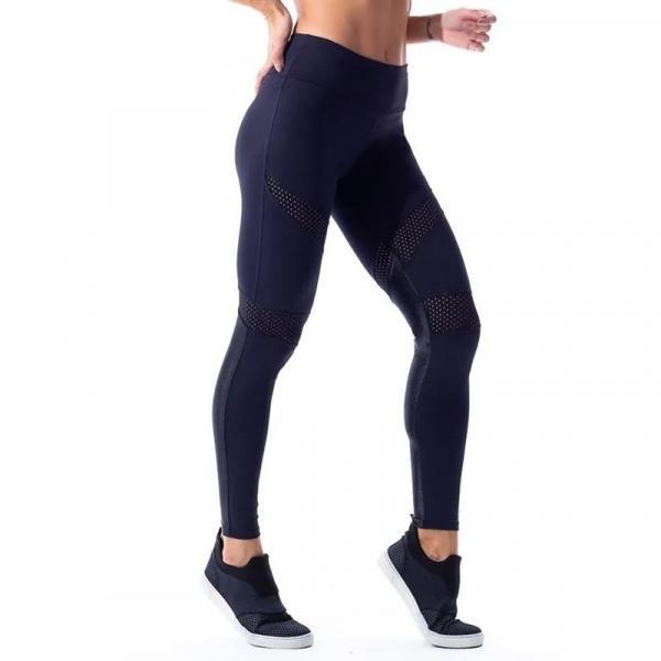 Calça Legging Fusô Vestem Nórdico Preta