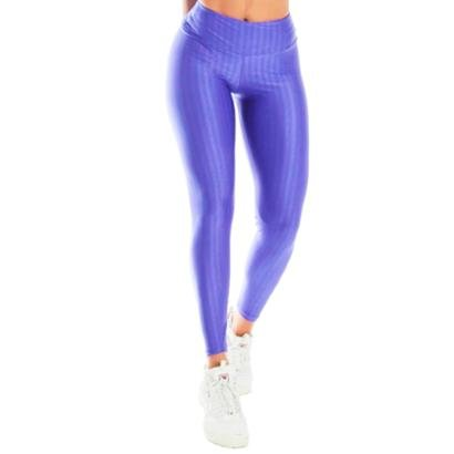 Calça Legging Poliamida 3D Fitness Feminina