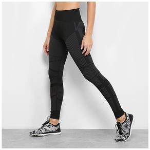 Calça Legging Run Pocket - GG - CINZA