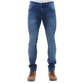 Calça Masculina Jeans CM61B11JL145 Calvin Klein - Azul - Tamanho 38 - Azul Médio