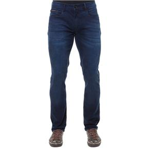 Calça Masculina Jeans CM61C11JL148 Calvin Klein - Azul Marinho - Tamanho 40 - Azul Marinho