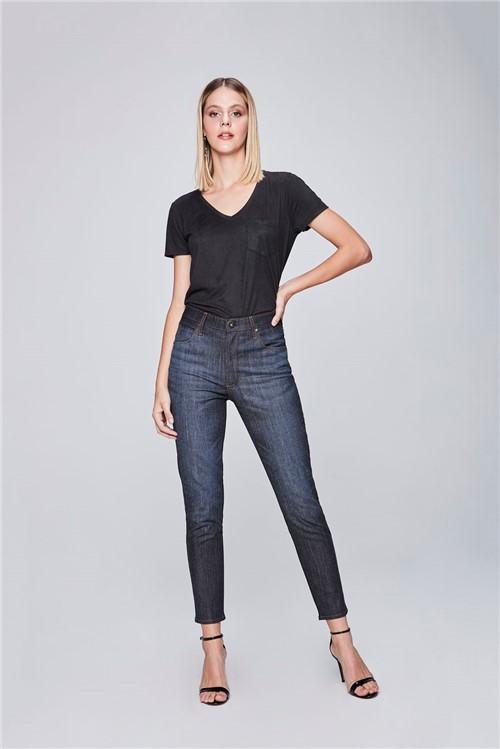 Calça Mom Jeans Feminina Ecodamyller