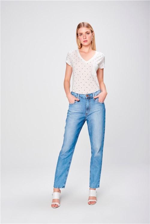 Tudo sobre 'Calça Mom Jeans Feminina'