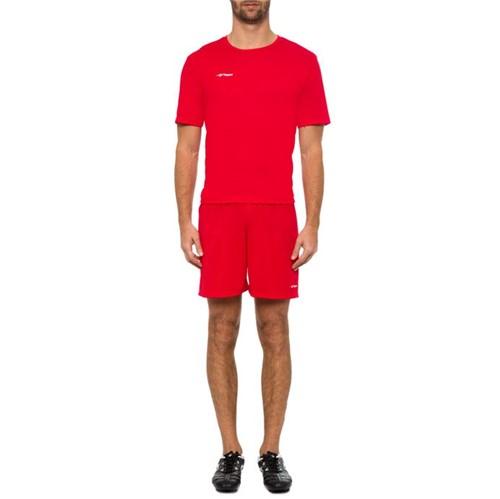 Tudo sobre 'Calção Topper Futebol Basic II Vermelho - 4'